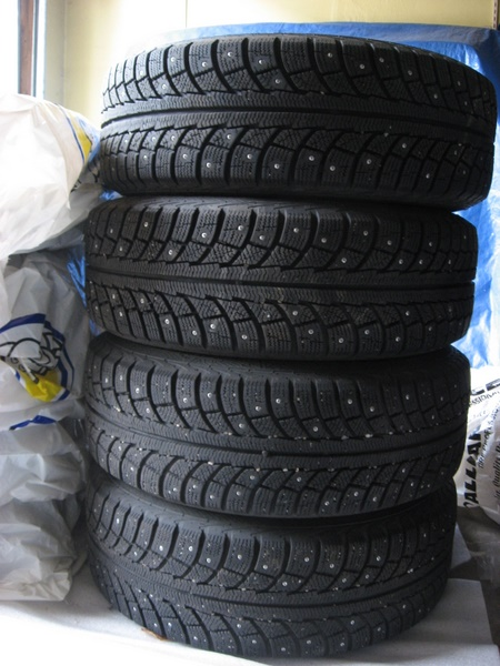 Tires North Vancouver >> Killer Winters - 205/65R15 Gislaved Nord Frost 5 Studded